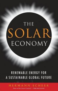 The best books on Solar Power - The Solar Economy by Hermann Scheer