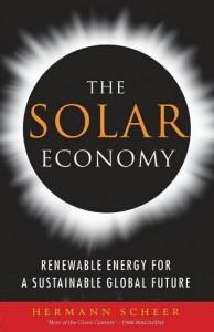 The best books on Solar Power - The Solar Economy by Hermann Scheer