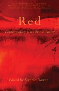 Jackie Kay recommends the best books of Poetry - Red by Kwame Dawes (editor)