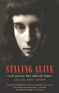 Jackie Kay recommends the best books of Poetry - Staying Alive by Neil Astley (editor)