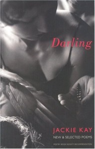 Jackie Kay recommends the best books of Poetry - Darling by Jackie Kay