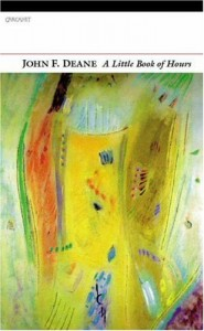 The best books on Poetry - A Little Book of Hours by John F Deane