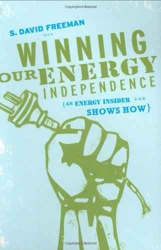 The best books on Solar Power - Winning Our Energy Independence by David Freeman