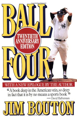 The best books on Baseball - Ball Four by Jim Bouton