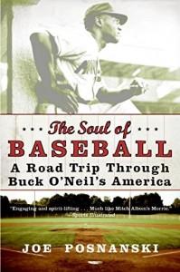The best books on Baseball - The Soul of Baseball by Joe Posnanski