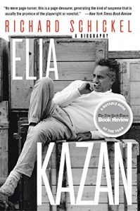 Woody Allen on The Books that Inspired Him - Elia Kazan by Richard Schickel