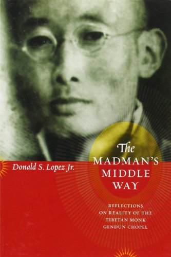 The best books on Buddhism - The Madman's Middle Way by Donald S Lopez Jr