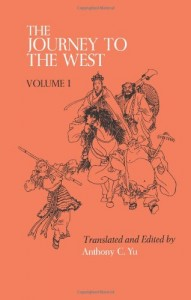 The best books on Buddhism - Journey to the West by Anthony C Yu