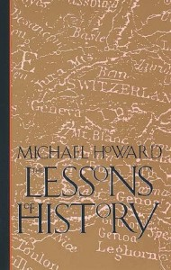 The best books on War - The Lessons of History by Michael Howard