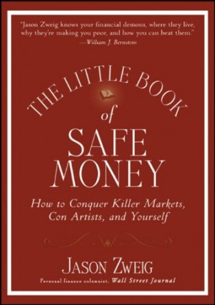 The Little Book of Safe Money by Jason Zweig