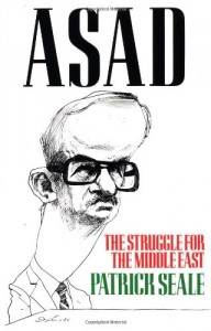The best books on Syria - Asad by Patrick Seale