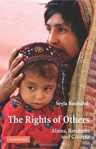 Books on the Refugee Experience - The Rights of Others by Seyla Benhabib