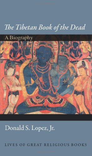 The best books on Buddhism - The Tibetan Book of the Dead by Donald S Lopez Jr