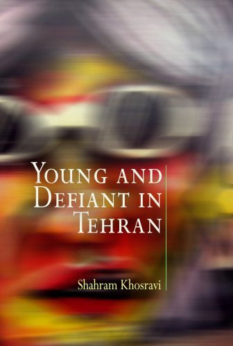 The best books on The Refugee Experience - Young and Defiant in Tehran by Shahram Khosravi