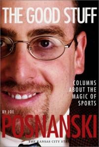The best books on Baseball - The Good Stuff by Joe Posnanski