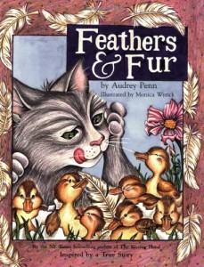 Audrey Penn recommends her Favourite Teenage Books - Feathers and Fur by Audrey Penn