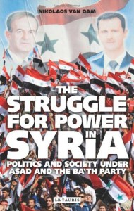The best books on Syria - The Struggle for Power in Syria by Nikolaos van Dam
