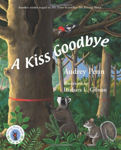 Audrey Penn recommends her Favourite Teenage Books - A Kiss Goodbye by Audrey Penn