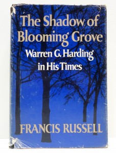 The Best Books about First Ladies - The Shadow of Blooming Grove by Francis Russell