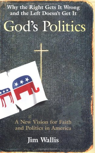 The best books on Progressivism - God's Politics by Jim Wallis