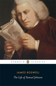 The best books on How to Be Happier - The Life of Samuel Johnson by James Boswell