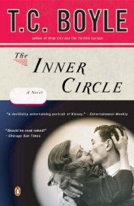 The best books on Man and Nature - The Inner Circle by TC Boyle
