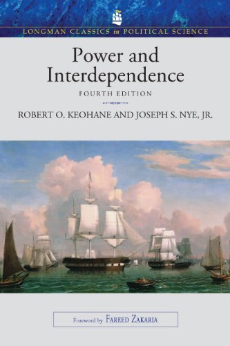 The best books on Global Power - Power and Interdependence by Joseph Nye & Joseph S. Nye