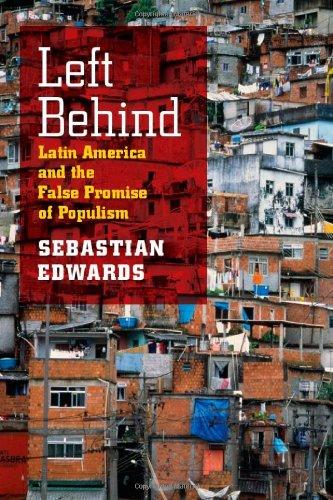 The best books on Politics of Latin America - Left Behind by Sebastian Edwards