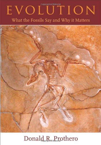 The best books on Evolution - Evolution: What the fossils say and why it matters by Donald Prothero