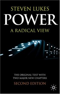 The best books on Global Power - Power by Steven Lukes