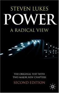 The best books on Global Power - Power by Steven Lukes