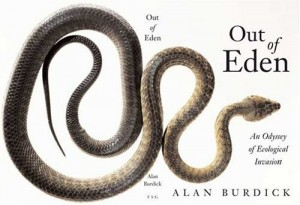 The best books on Man and Nature - Out of Eden by Alan Burdick