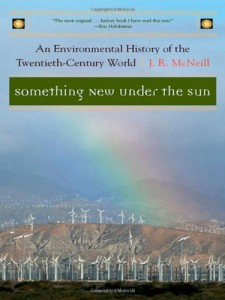 The best books on Technology and Nature - Something New Under the Sun by John R McNeill
