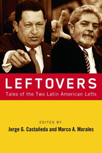The best books on Latin American Politics - Leftovers by Jorge G Castañeda and Marco A Morales