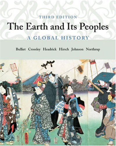 The best books on Technology and Nature - The Earth and its Peoples by Daniel Headrick