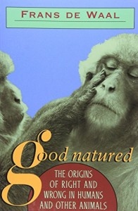 The best books on Science in Society - Good Natured by Frans de Waal