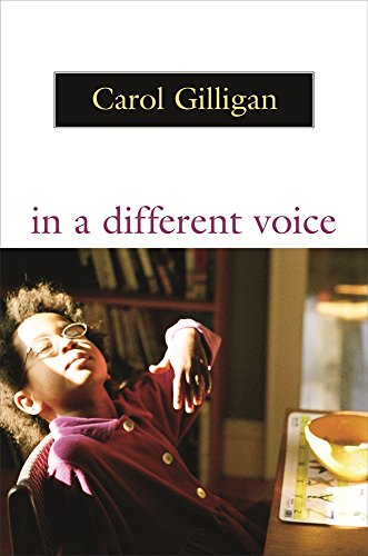 The best books on Women in Science - In a Different Voice by Carol Gilligan