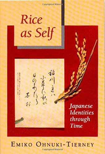 The best books on The History of Food - Rice as Self by Emiko Ohnuki-Tierney