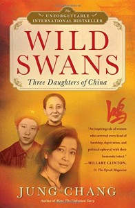 The best books on China's Darker Side - Wild Swans by Jung Chang