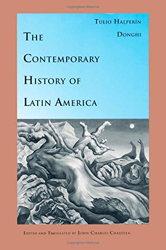 The best books on Politics of Latin America - The Contemporary History of Latin America by Tulio Halperín Donghi