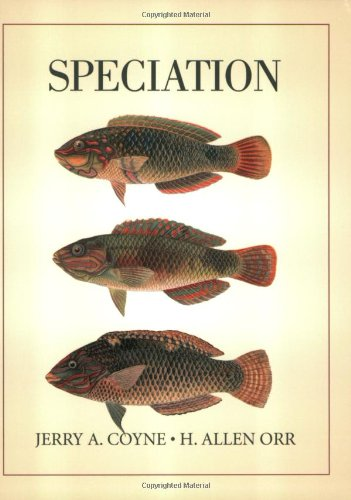 The best books on The Incompatibility of Religion and Science - Speciation by Jerry Coyne