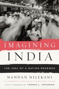 The best books on The Indian Economy - Imagining India by Nandan Nilekani