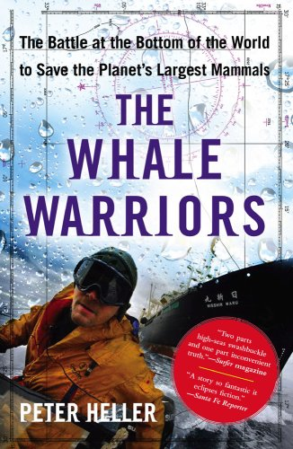The best books on The Sea - The Whale Warriors by Peter Heller