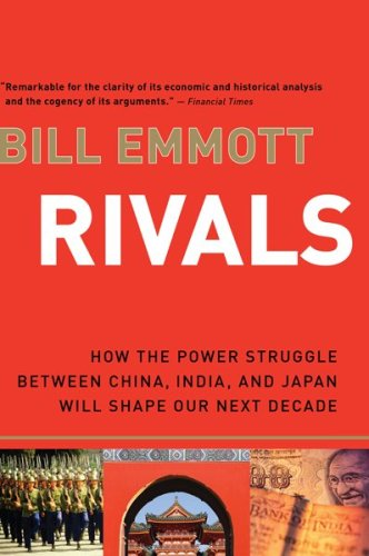 The best books on Global Power - Rivals by Bill Emmott