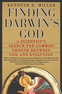Kenneth Miller recommends the best Arguments against Creationism - Finding Darwin's God by Kenneth Miller & Kenneth R Miller