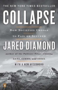The best books on GDP - Collapse by Jared Diamond