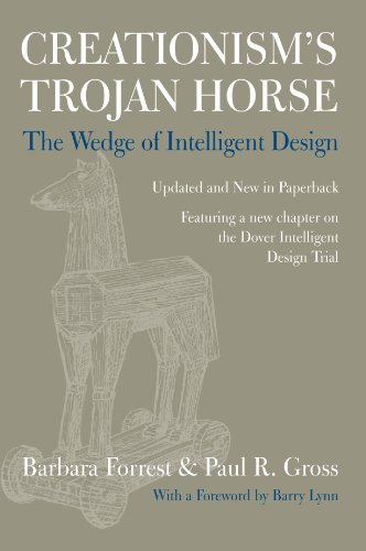 Kenneth Miller recommends the best Arguments against Creationism - Creationism's Trojan Horse by Barbara Forrest and Paul R Gross