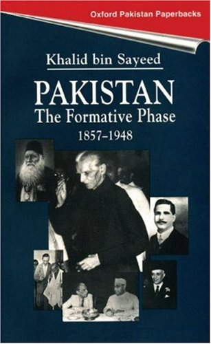 The best books on Pakistan's History and Identity - Pakistan by Khalid bin Sayeed