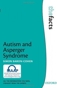 Autism and Asperger Syndrome by Simon Baron-Cohen