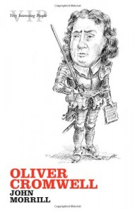 The best books on Oliver Cromwell - Oliver Cromwell by John Morrill